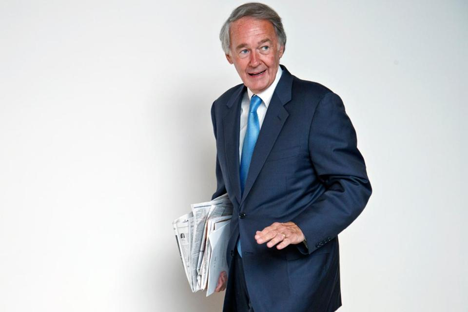 """The American people have a right to know the level of American involvement,"" Senator Edward Markey said."