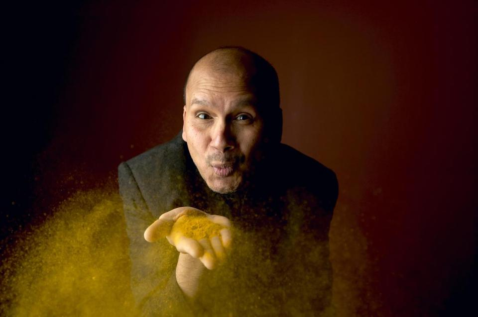 "Raghavan Iyer streamlines ""Indian Cooking Unfolded"" for user-friendliness."