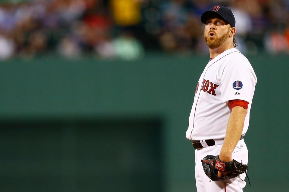 Starter Ryan Dempster also has relief experience that may help in the postseason.