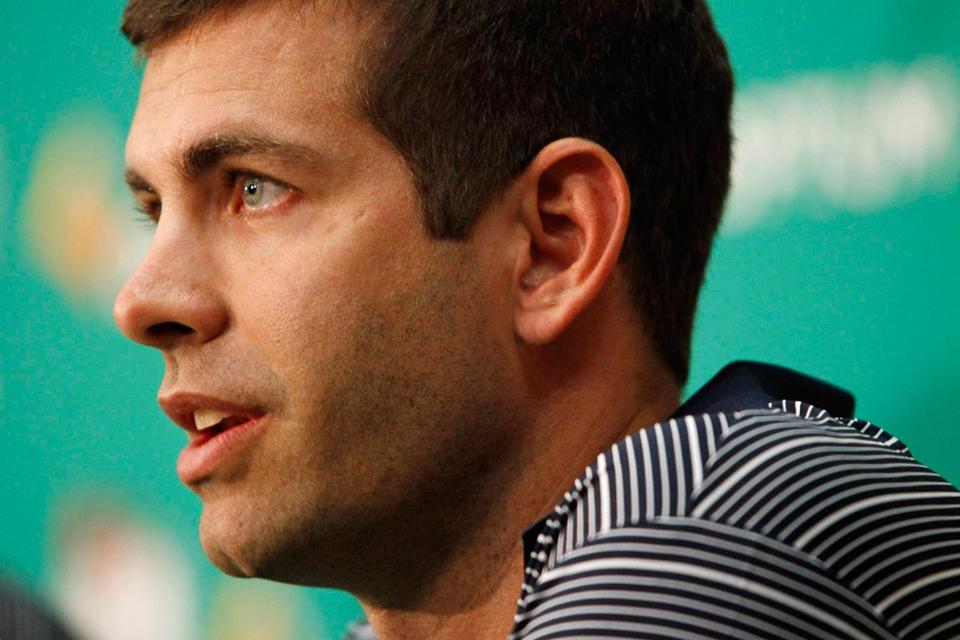 This is going to be a bizarre season for coach Brad Stevens and the Celtics.