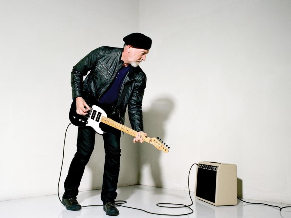 """I don't think I fit exactly into American genres, but with a little pushing and shoving, I think my songs could be made to fit,"" said Richard Thompson."