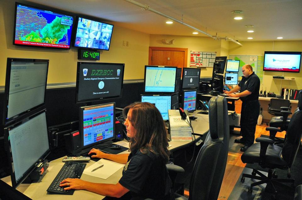The Duxbury Regional Emergency Communications Center has been in operation since February.