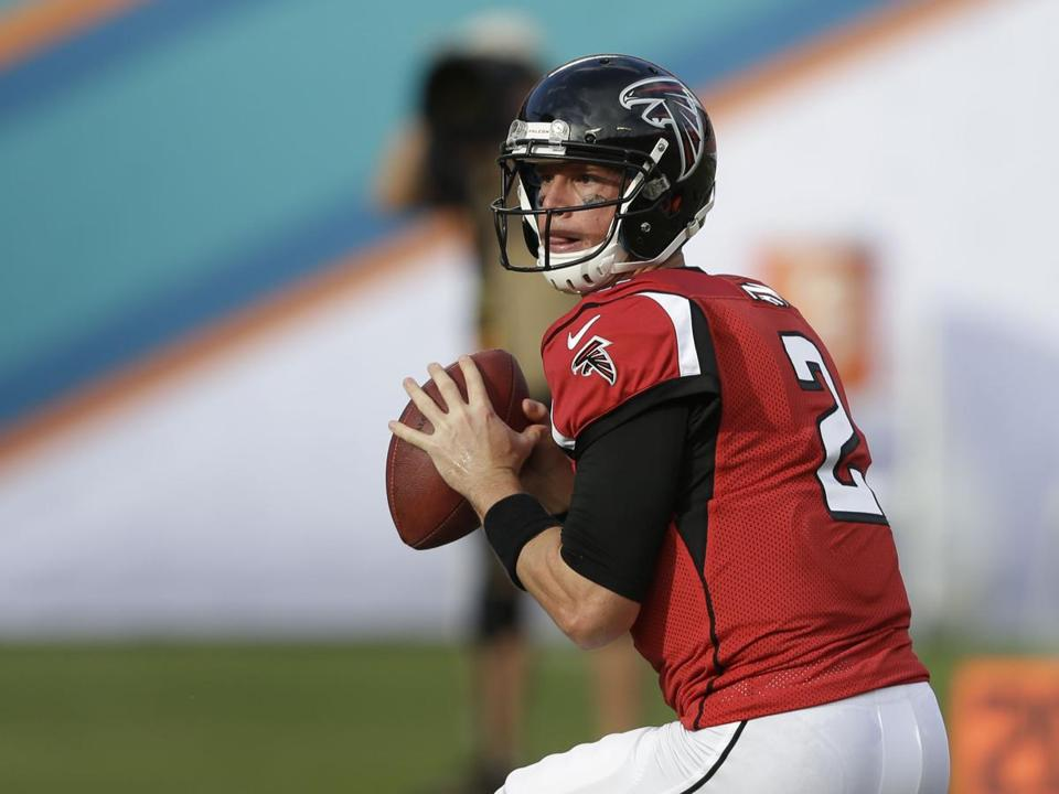 Since entering the NFL, Matt Ryan has led 22 winning drives in the fourth quarter or OT.