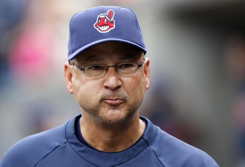 Terry Francona won the AL Manager of the Year award after his first season in Cleveland.
