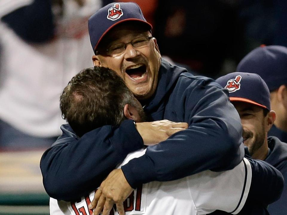Terry Francona has had fun on the field, and in the clubhouse, this season.