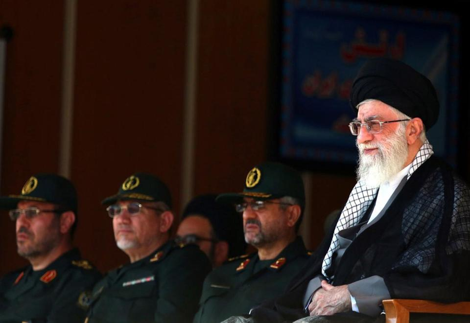 Ayatollah Ali Khamenei would have the final say in any potential agreement on Iran's nuclear program.