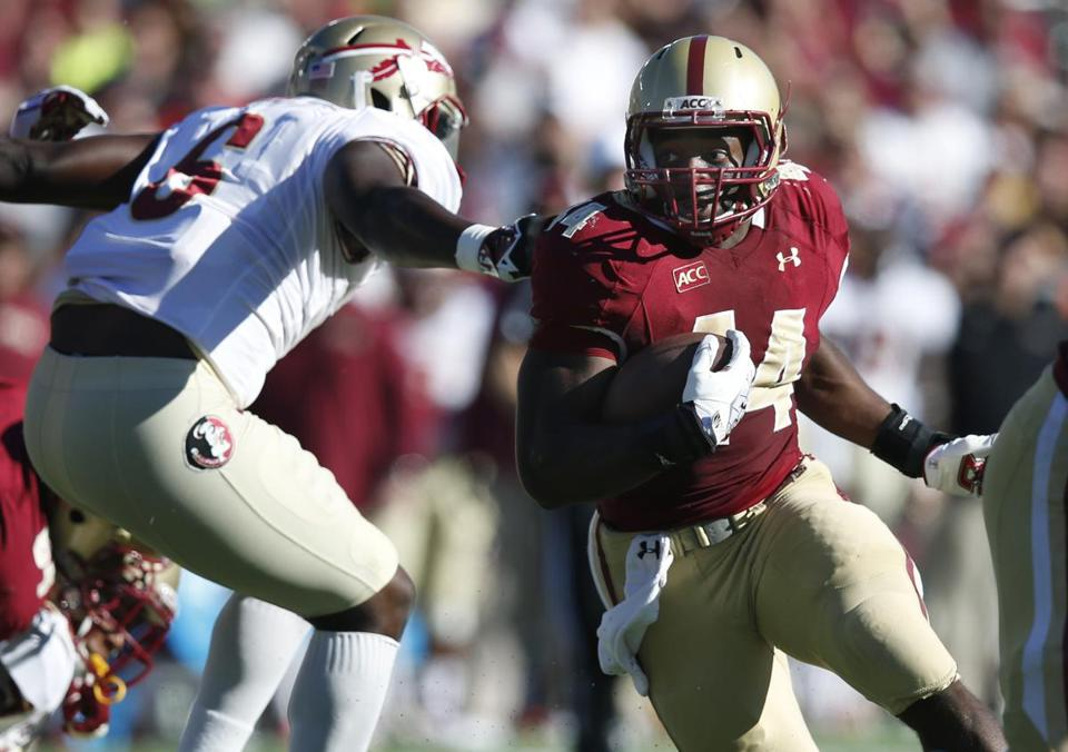 Andre Williams ran for 149 yards, the most Florida State has allowed an opposing ballcarrier since 2010, in last week's loss.