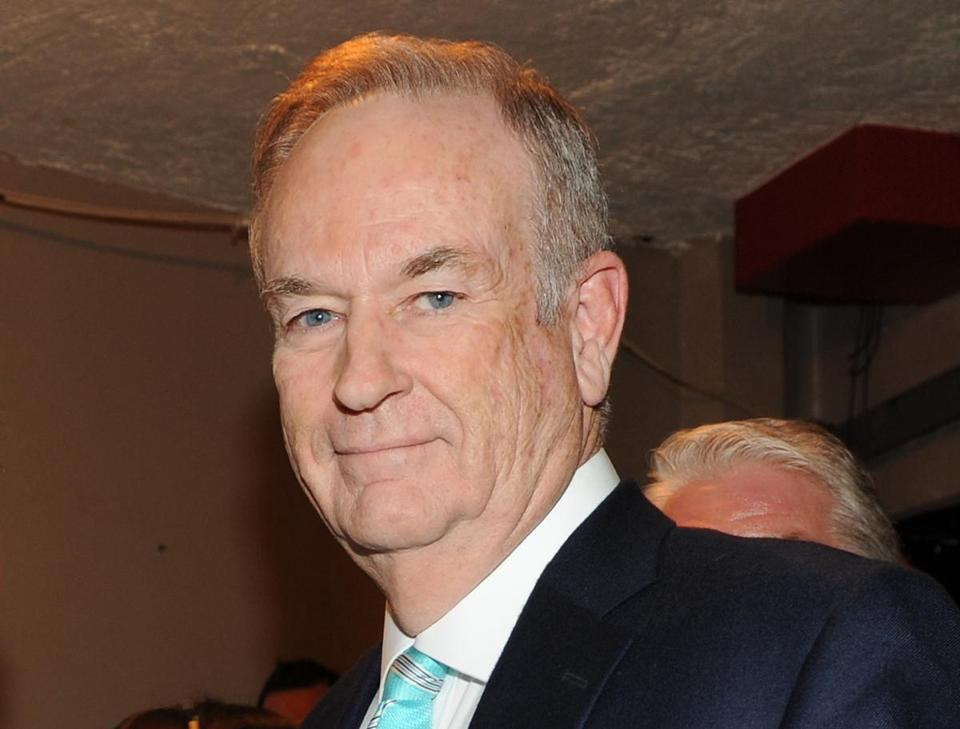 Bill O'Reilly is a popular, and partisan, host on television and radio.