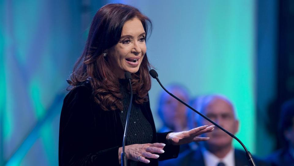President Cristina Fernandez of Argentina suffered a blood clot in her skull that put pressure on her brain, doctors say.