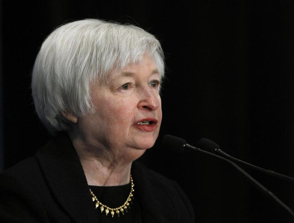 Janet Yellen is a Fed veteran.
