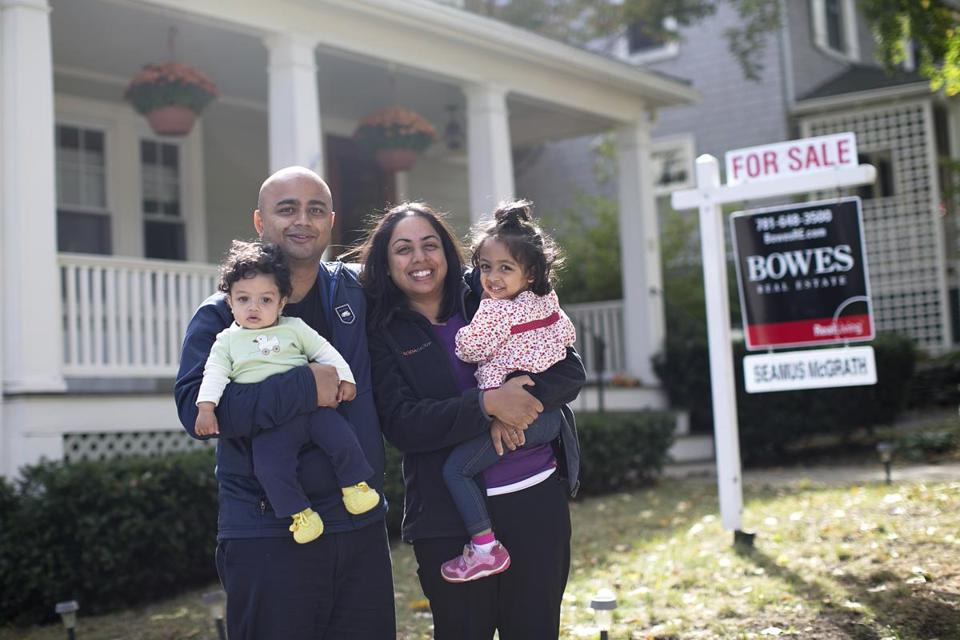 After one weekend with two open houses, Roshan Pai and his wife, Priya Nalkur-Pai, received six offers for their three-bedroom Arlington home. Most were above their asking price of $598,000.