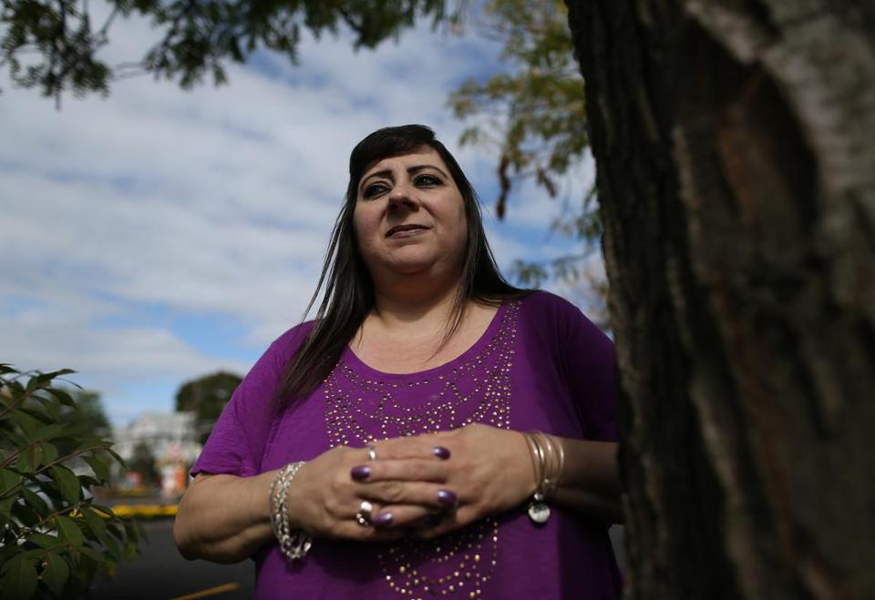 Karen Lucas waited nearly three months for her jobless benefits.