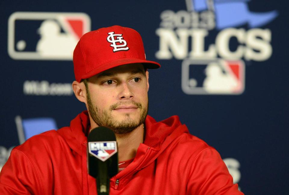 The Cardinals will call upon  fifth starter Joe Kelly to hold LA's offense in check.