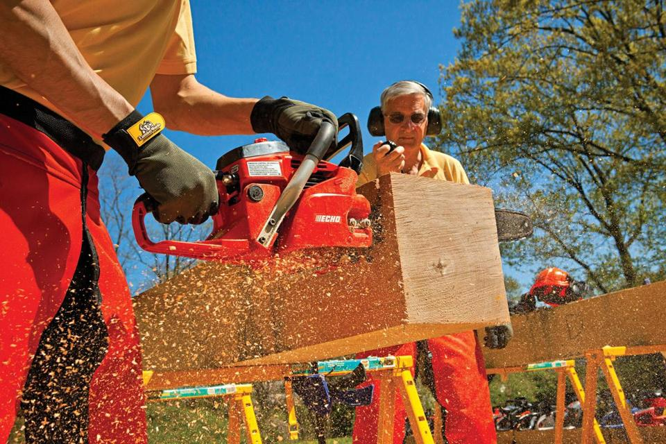 Once a saw is selected, check out some tips for keeping it running right.