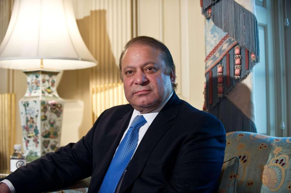 Prime minister Nawaz Sharif is a critic of the drone campaign.