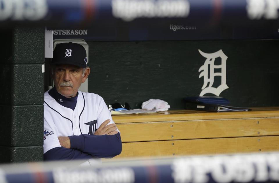 In eight seasons managing the Tigers, Jim Leyland won three division titles and two AL pennants.