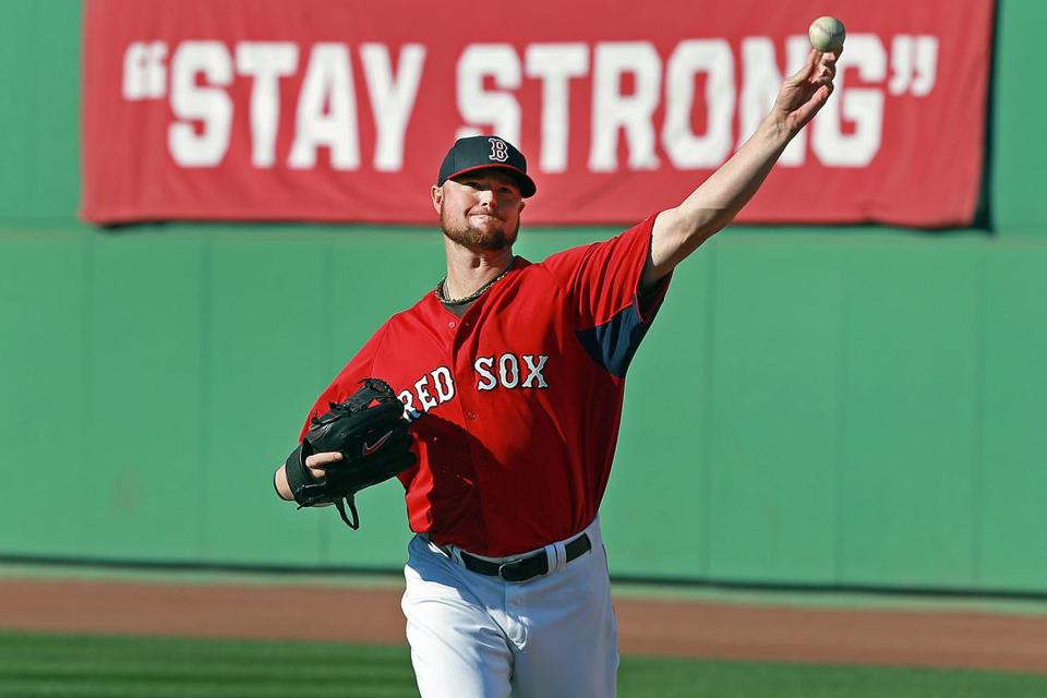Jon Lester is 2-1 with a 2.33 earned run average in three starts this postseason.
