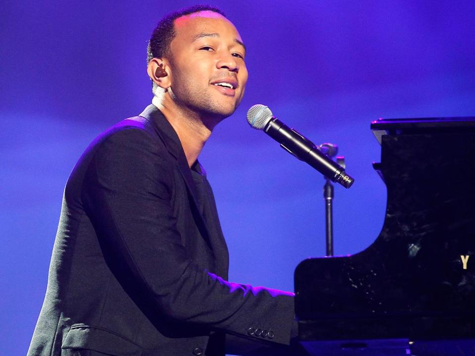 Working with a tight five-piece band, John Legend has the gift of being smooth without ever seeming overly slick.
