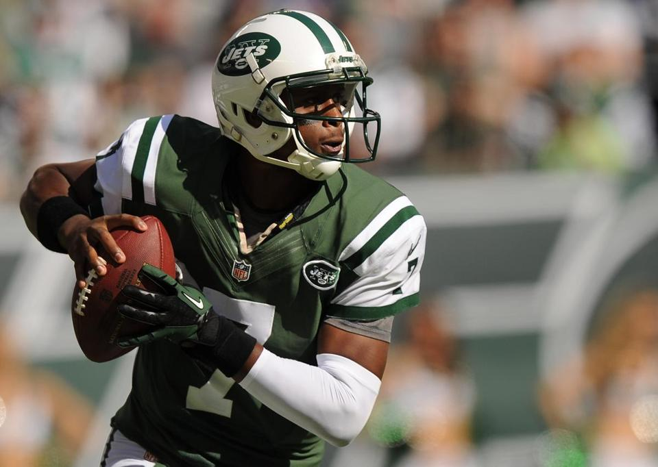 Believe it or not, Jets rookie Geno Smith has accumulated more fantasy points this year than the vaunted Tom Brady.