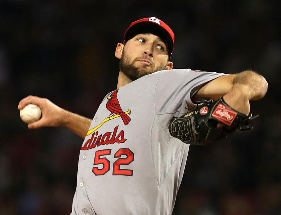 Rookie Michael Wacha picked up the Cardinals by tossing six strong innings in Game 2.