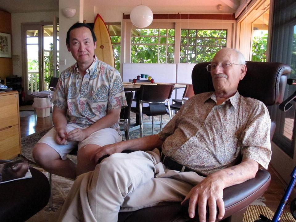 Allan Wang and Tom Humphreys married out of state after Humphreys was diagnosed with terminal prostate cancer.