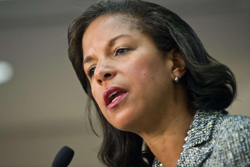 """We can't just be consumed 24/7 by one region, important as it is,"" said Susan Rice, President Obama's new national security adviser."
