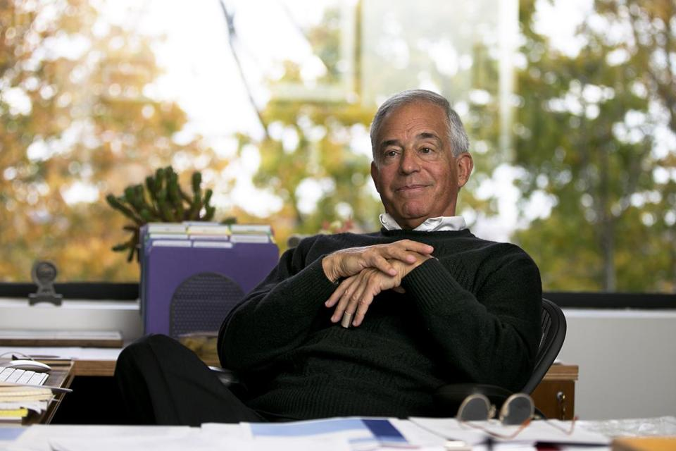 Jehuda Reinharz, former president of Brandeis University, has remained among the highest paid people on campus.