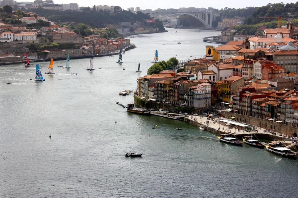 The Douro River and its valley are the incubator for the fortified wine named for Porto, a modern port city dating to the fourth century.