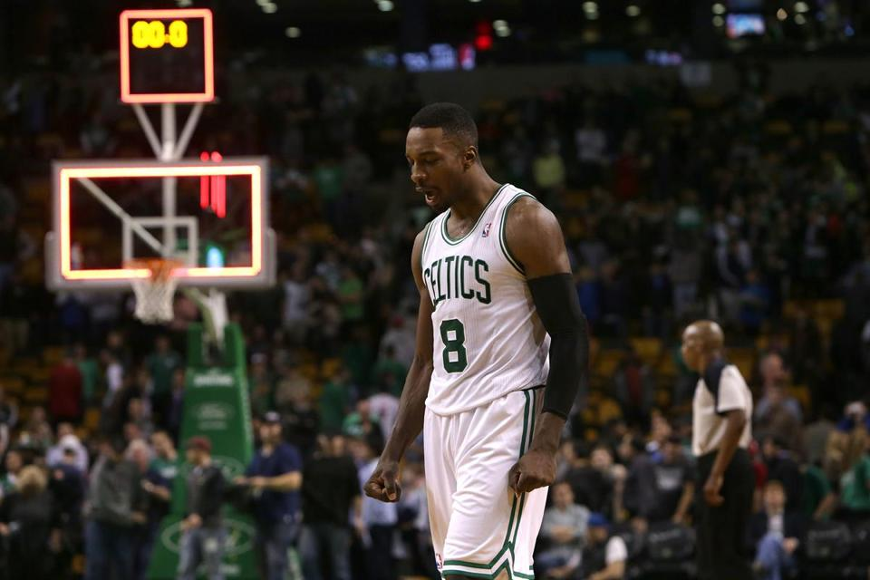 There were plenty of positives to build on, but Jeff Green and the Celtics were frustrated after watching a 22-point second-half lead evaporate.
