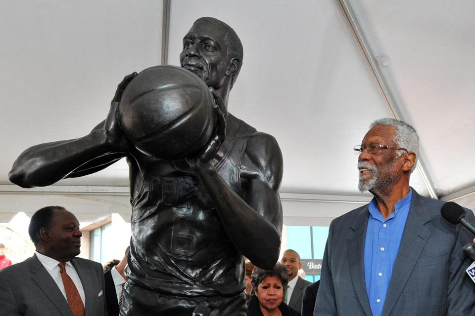 The long overdue honor humbled Bill Russell but didn't surprise his peers.