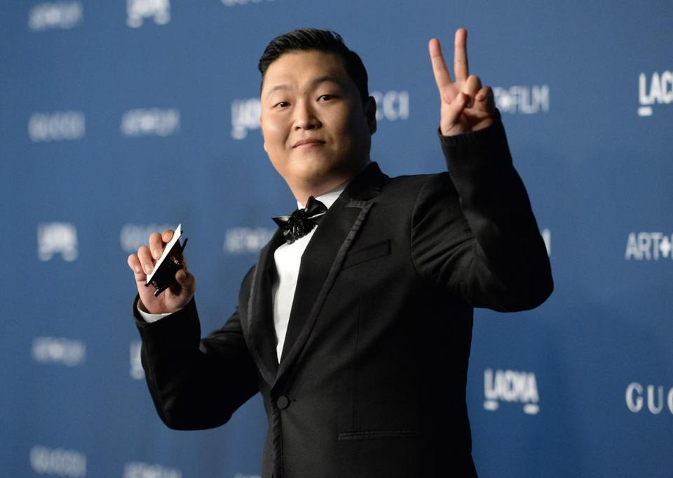 PSY: Responsible for a hit at Brandeis?