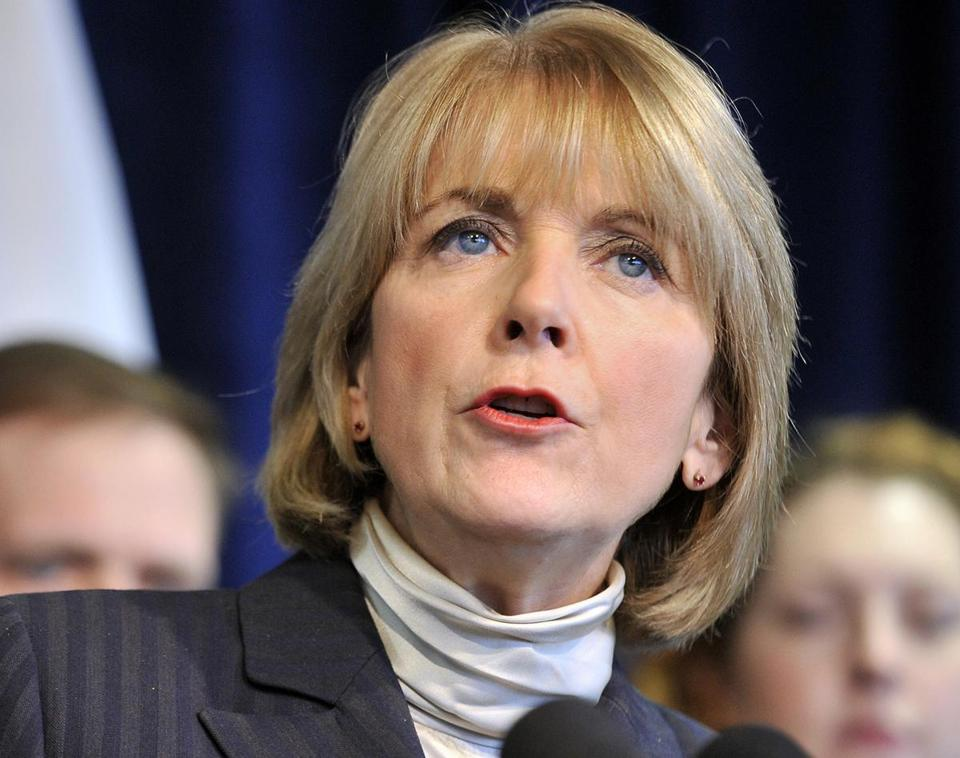 Attorney General Martha Coakley.