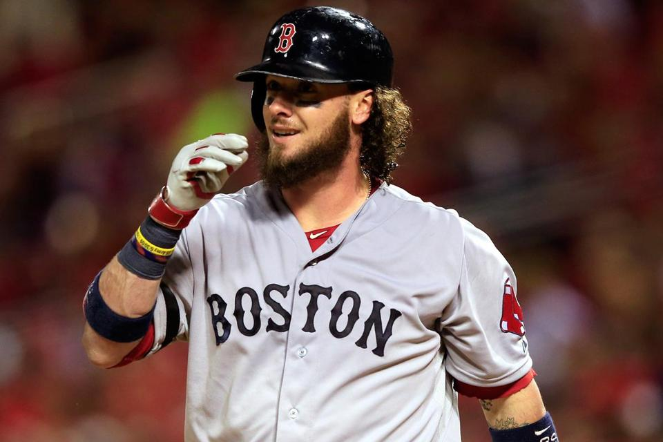 He'll always have some throwing issues, but for the most part, Jarrod Saltalamacchia has at least begun to live up to the expectations so many had for him.