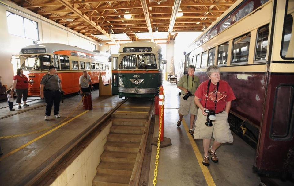 Kenosha, Wis., built its streetcar system in 2000, using 1950s-era cars cast off by the city of Toronto.