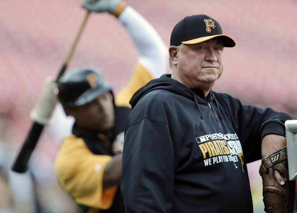 NL Manager of the Year Clint Hurdle guided the Pirates to the playoffs in their first winning season since 1992.