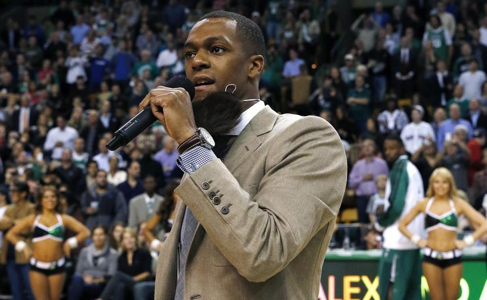 Will Rajon Rondo return to the Celtics' lineup soon? That may be determined during an upcoming checkup with Dr. James Andrews.