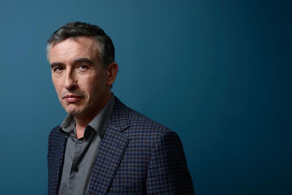 """I was flat-lining a bit in my career, and bored as well, and I wanted to do a film that was about something,"" said Steve Coogan."