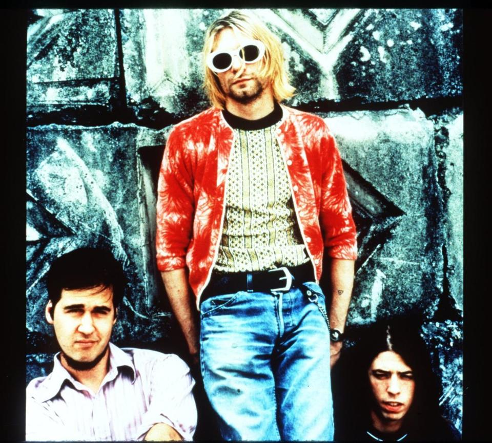 "Nirvana's ""In Utero"" album is offered in three forms — 70-track CD/DVD box, three-LP vinyl set, and one remastered disc."