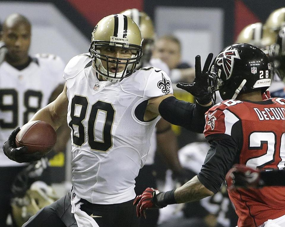 The decision to designate Jimmy Graham as a tight end and not a wide receiver will cost the Saints star millions.