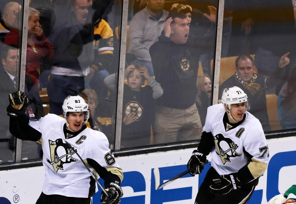 Other than Penguins stars Sidney Crosby (left) and Evgeni Malkin, there are few untouchable players in what could be a summer filled with trade fireworks.