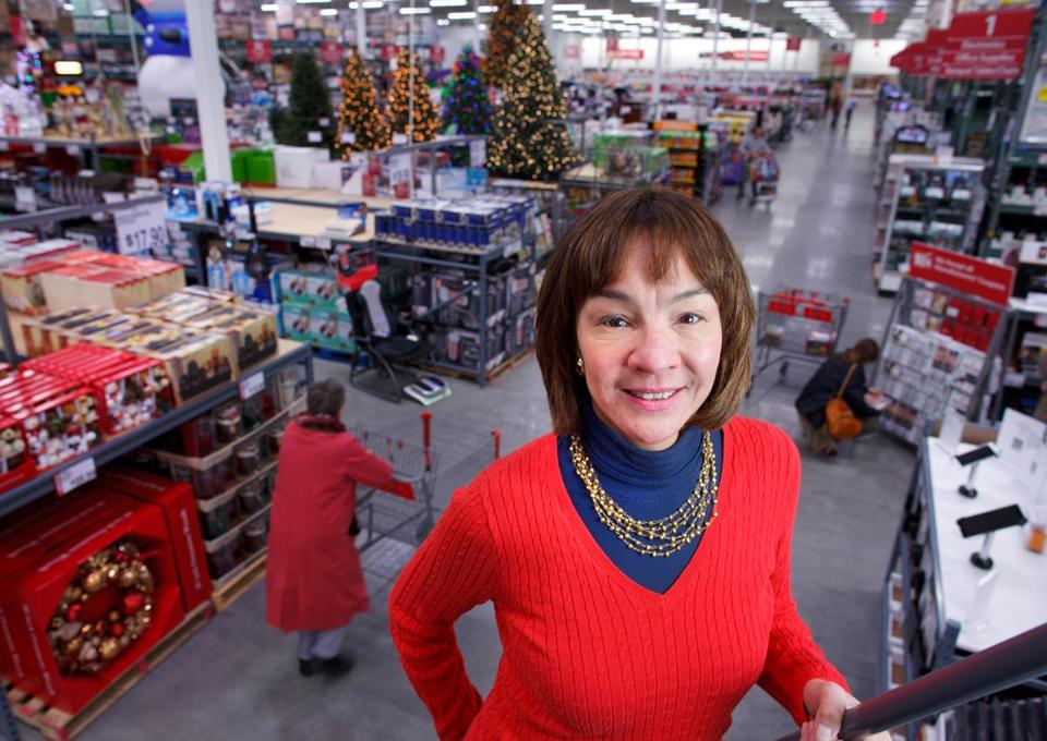 "Laura Sen, chief executive of BJ's, said, ""I think Thanksgiving is a lovely holiday and not the time to be shopping."""