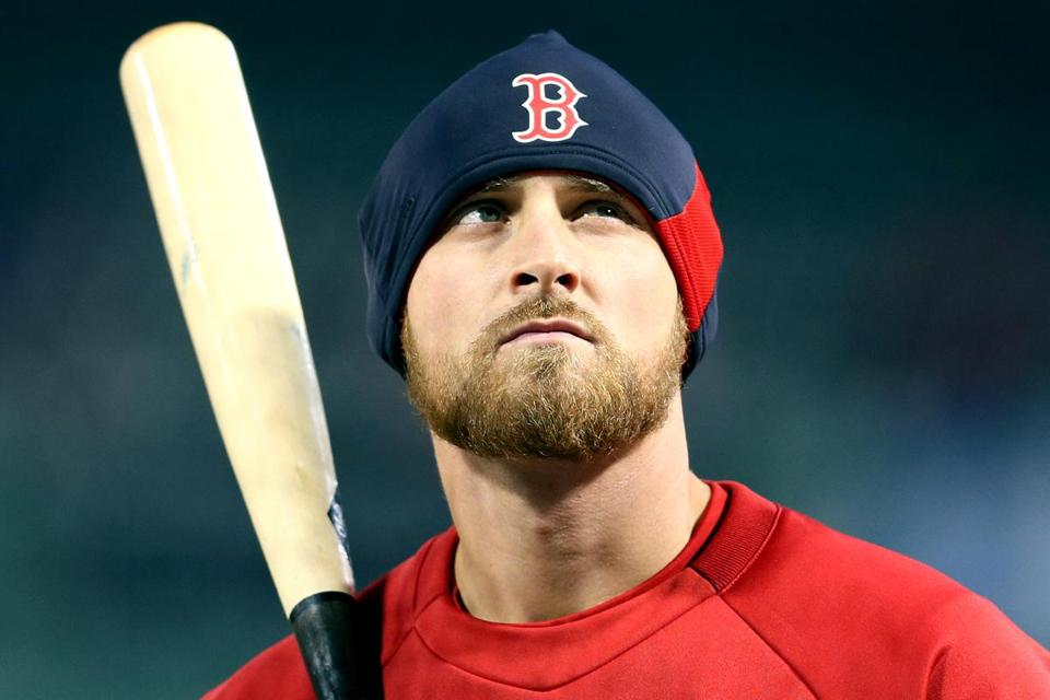 Will Middlebrooks is spending his offseason in Boston and realizes 2014 is an important year in his career.