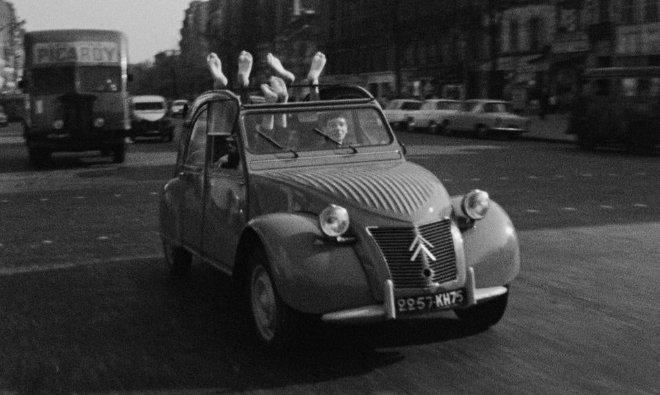 """Le Joli Mai"" features scenes of Paris and interviews with Parisians from May 1962."