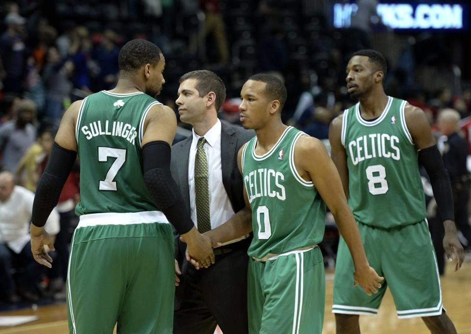 The Celtics' 8-12 mark has surprised many onlookers.