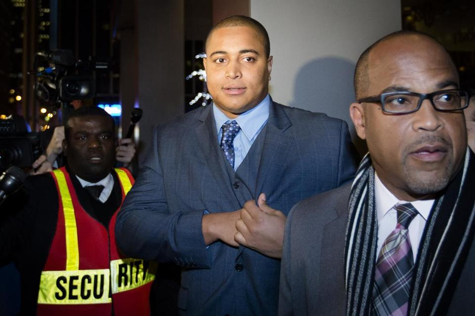 JONATHAN MARTIN (center): Will meet with NFL investigator again