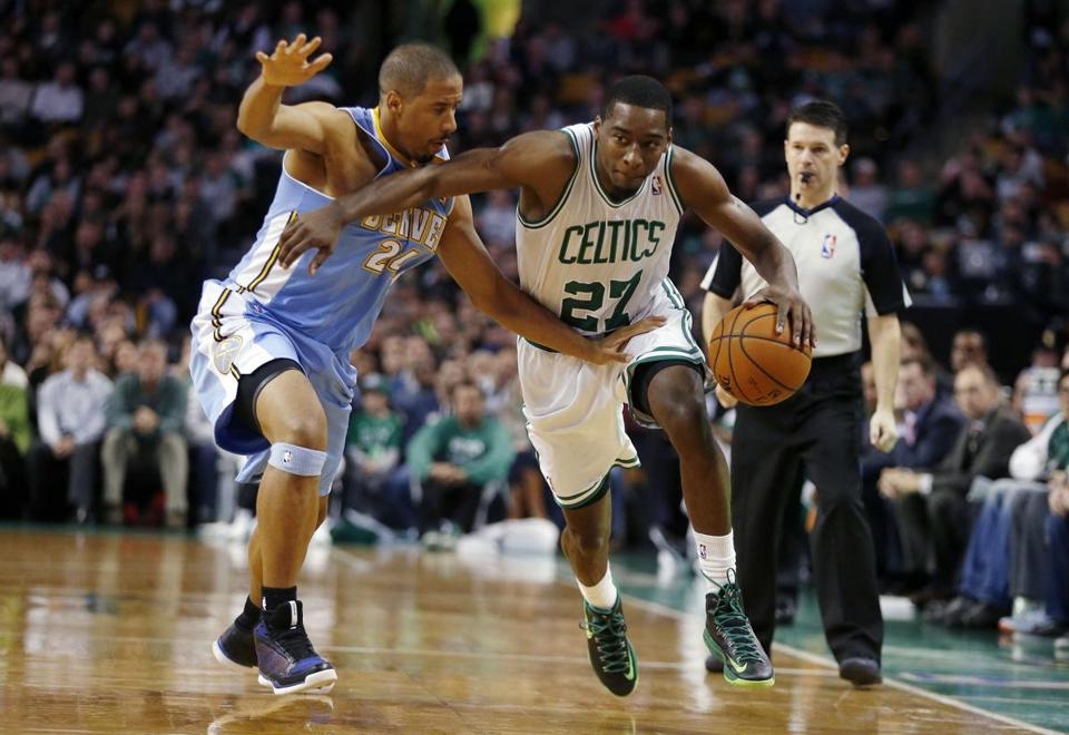 Jordan Crawford said he knew the Celtics could be good because they had a lot of pieces, but they've learned to play as a team.