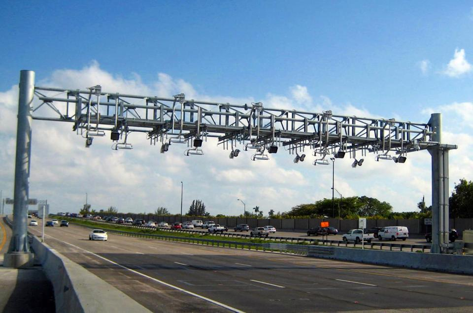 Florida Toll By Plate >> Florida S Sunpass Serves As Model For All Electronic Tolling