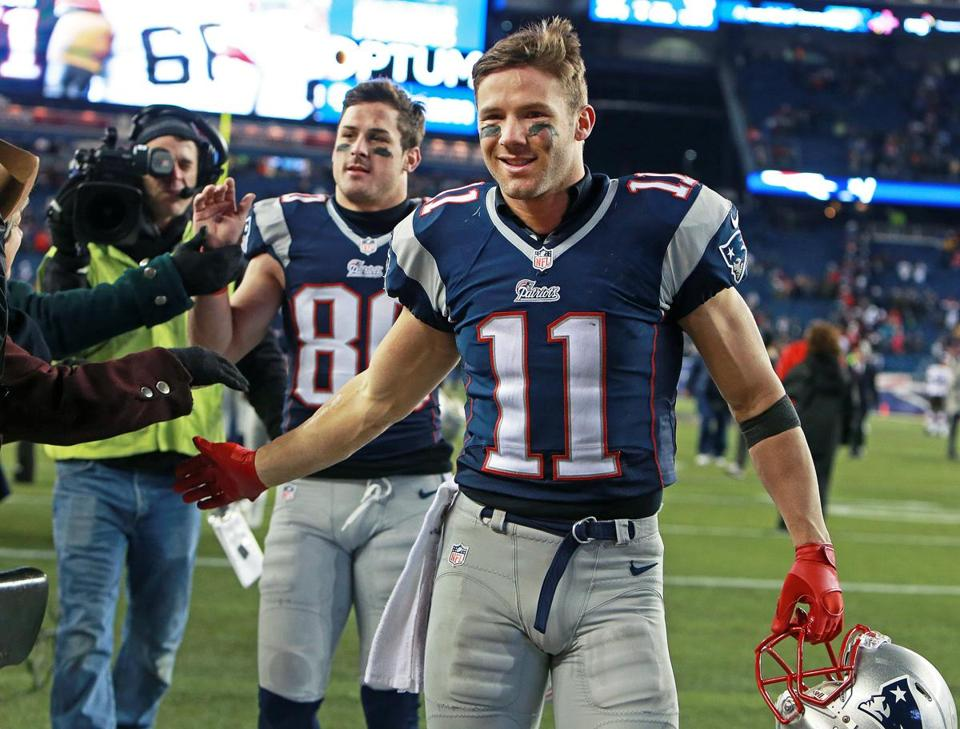 Julian Edelman took the 'back road' to the NFL