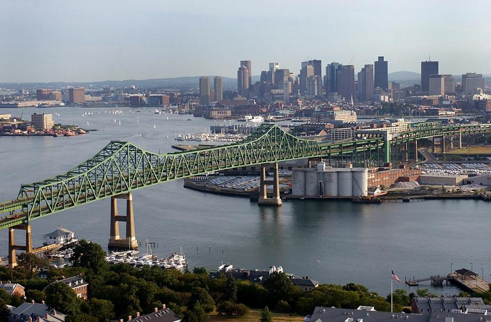 The state is converting to a new toll system on the Tobin Bridge.