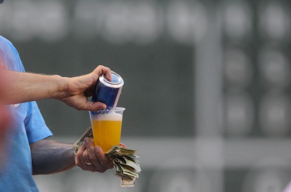 The Red Sox will now be able to sell beer and other alcoholic beverages through the end of the seventh inning. Previously, alcohol sales were only permitted until the end of the seventh inning or 2½ hours after first pitch, whichever came first.